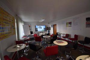 Schulungsraum für Fahrschüler in Leverkusen
